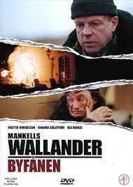 Wallander byfaanen Plakat